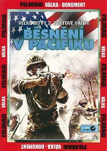 DVD Běsnění v Pacifiku 2
