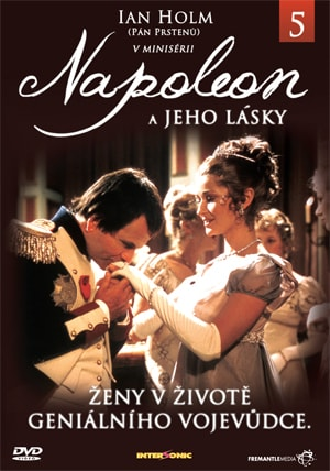 DVD Napoleon a jeho lásky 5