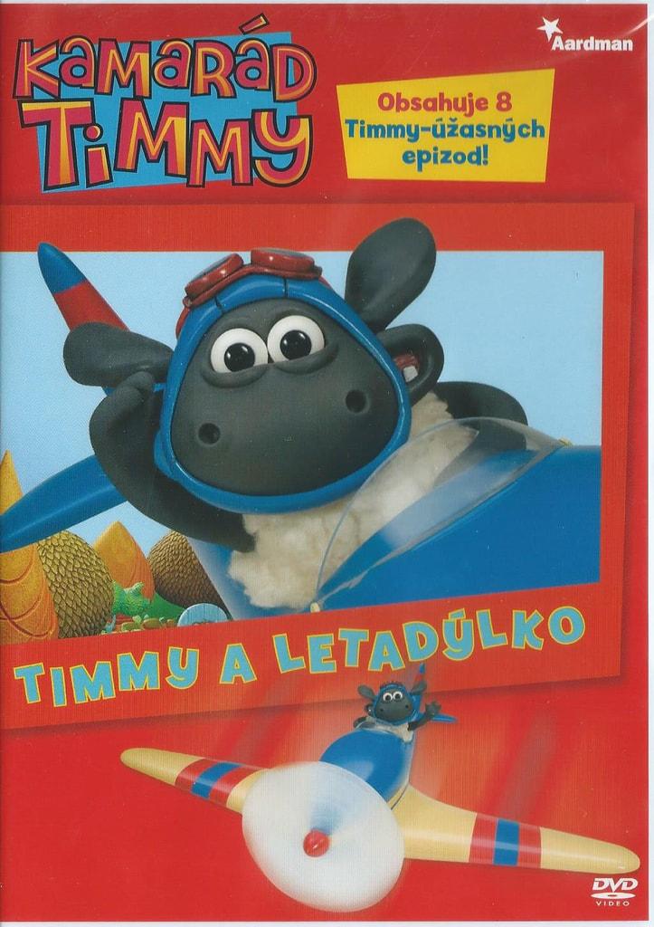 DVD Kamarád Timmy - Timmy a letadýlko