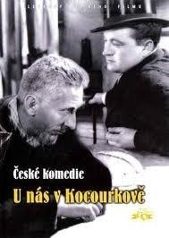 DVD U nás v Kocourkově
