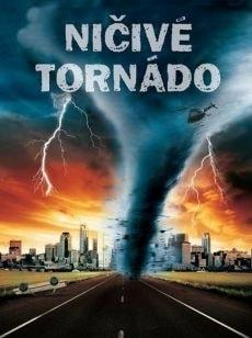 DVD Ničivé tornádo