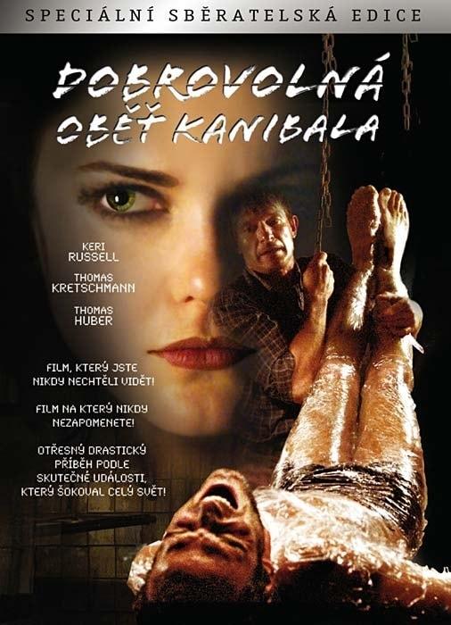 DVD Dobrovolná oběť kanibala (Digipack)