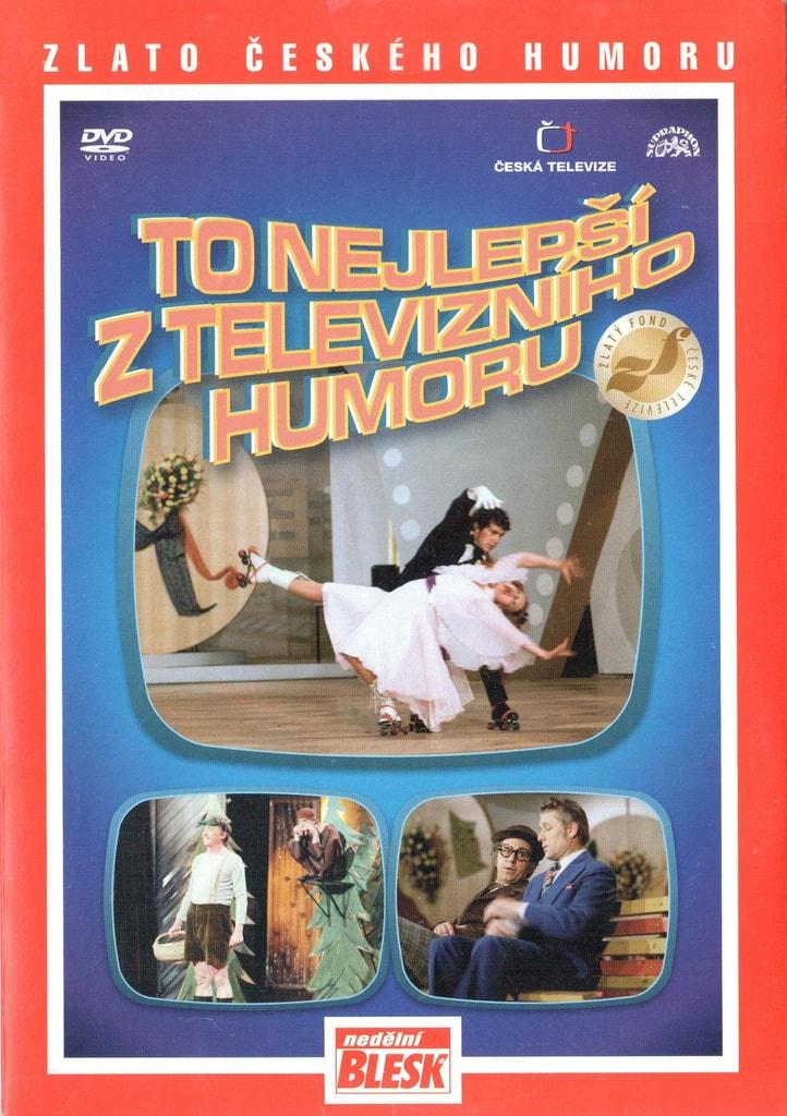 DVD To nejlepší z televizního humoru