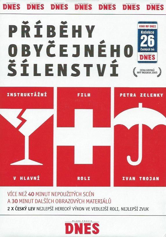 DVD Příběhy obyčejného šílenství