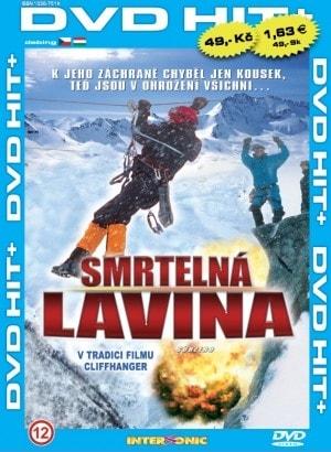 DVD Smrtelná lavina