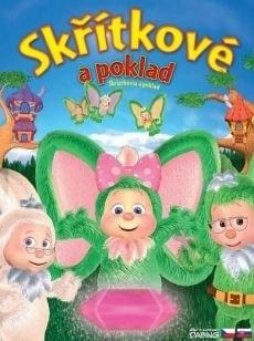 DVD Skřítkové a poklad