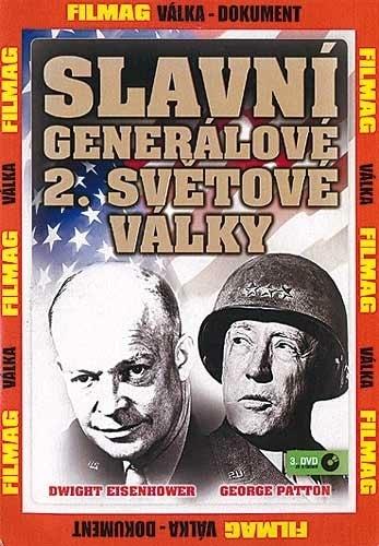 DVD Slavní generálové 2. světové války 3