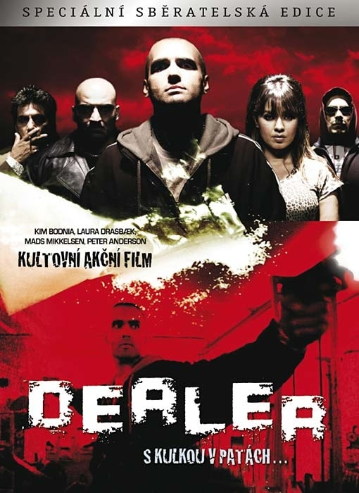 DVD Dealer (Digipack)