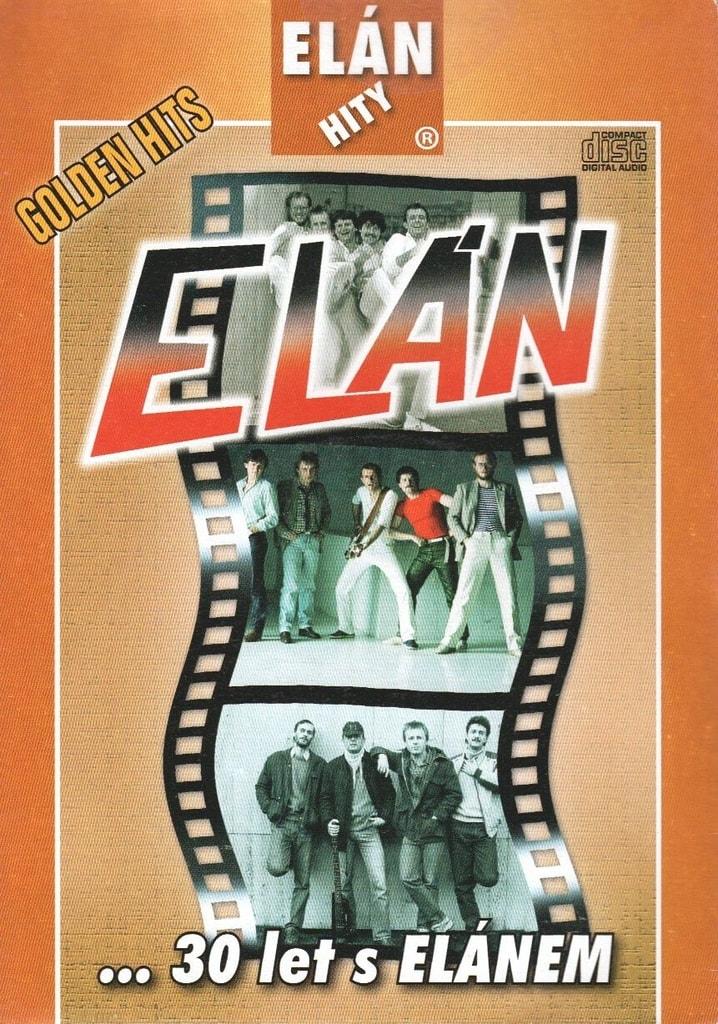 CD Elán - Golden Hits ... 30 let s Elánem