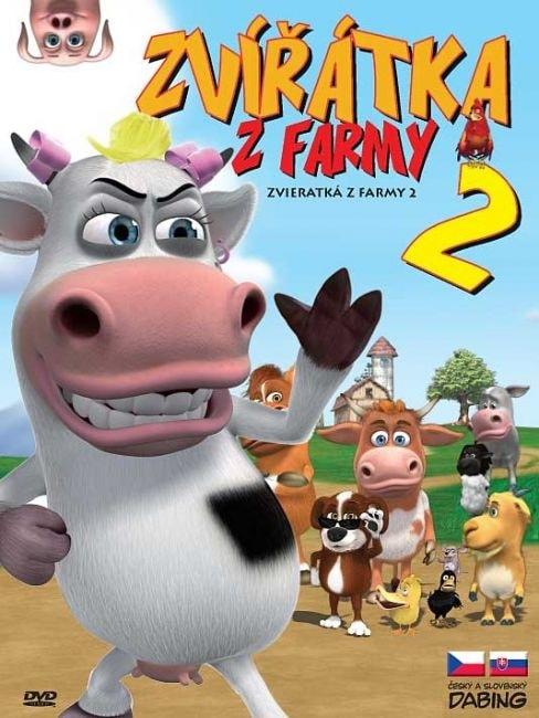 DVD Zvířátka z farmy 2