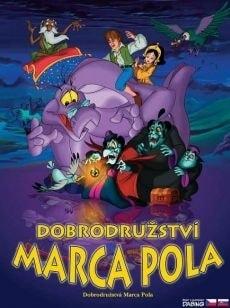 DVD Dobrodružství Marca Pola