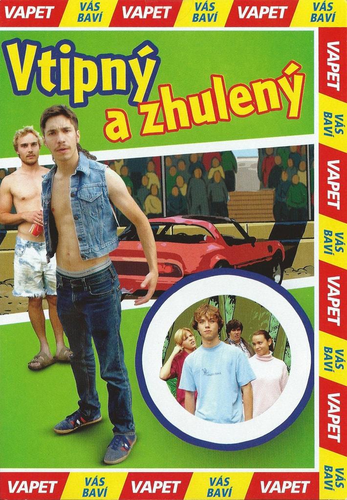 DVD Vtipný a zhulený