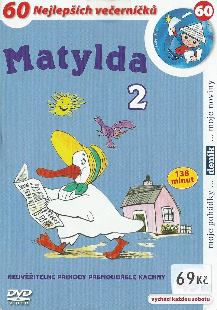 DVD Matylda 2