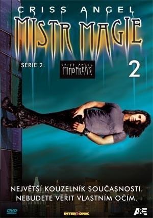 DVD Criss Angel Mistr magie série 2 2