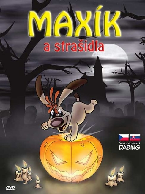 DVD Maxík a strašidla