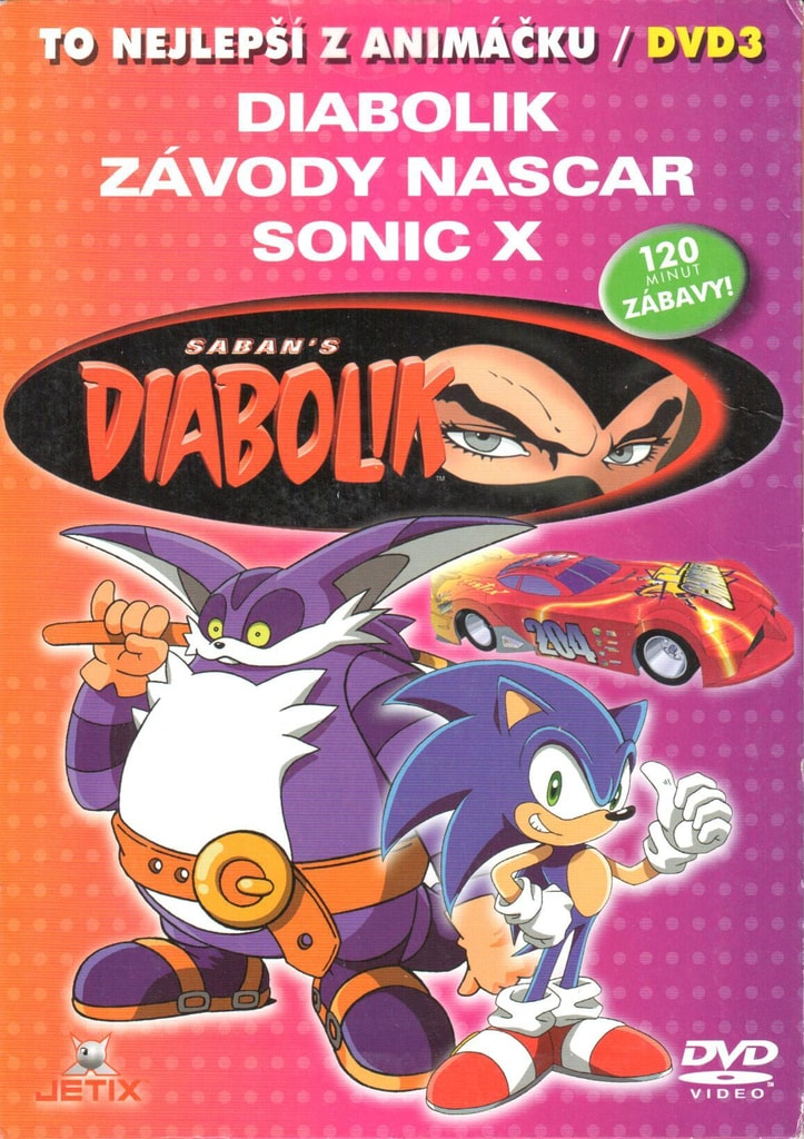 DVD To nejlepší z Animáčku 3