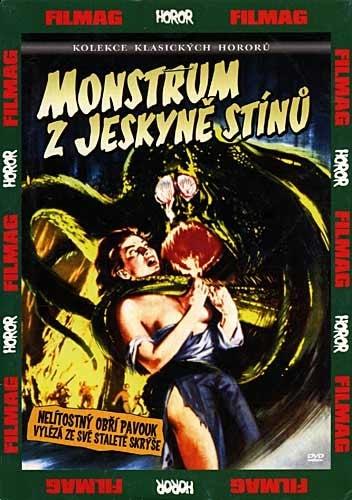 DVD Monstrum z jeskyně stínů