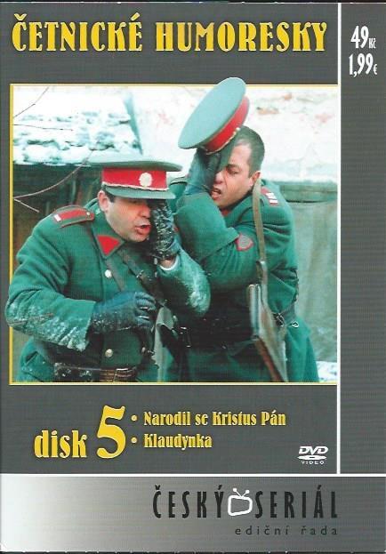 DVD Četnické humoresky 5