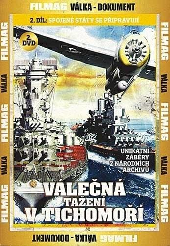 DVD Válečná tažení v Tichomoří 2