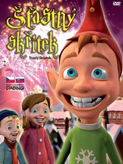 DVD Šťastný skřítek