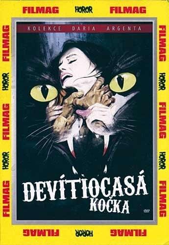 DVD Devítiocasá kočka