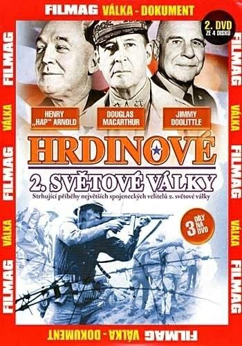 DVD Hrdinové 2. Světové války 2