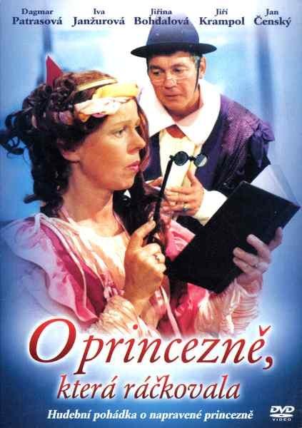 DVD O princezně, která ráčkovala