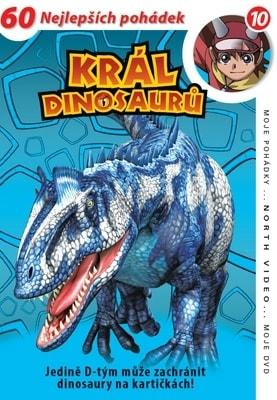 DVD Král dinosaurů 10
