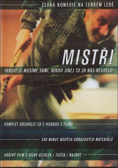 DVD Mistři