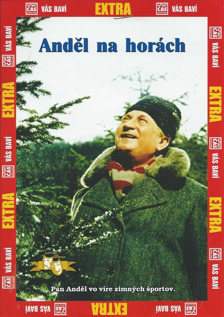 DVD Anděl na horách