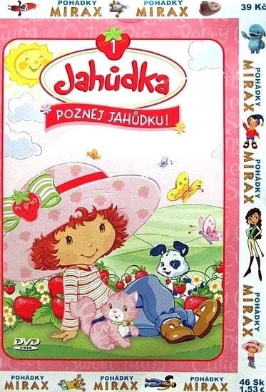 DVD Jahůdka 1