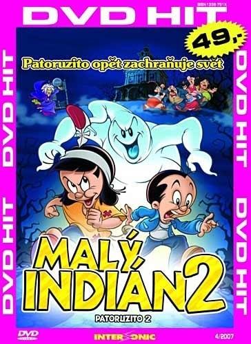 DVD Malý Indián 2