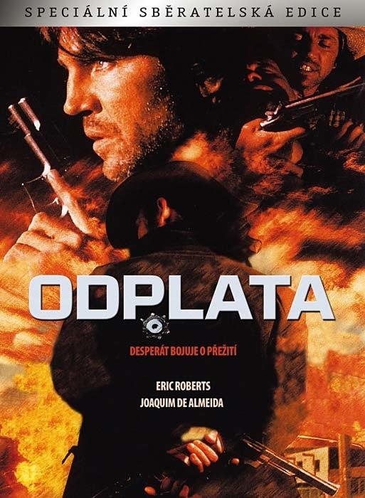 DVD Odplata (Digipack)