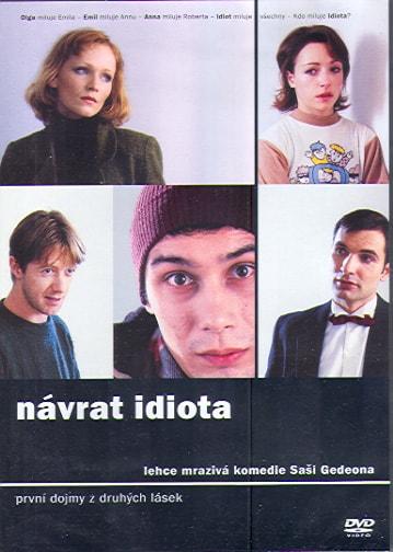 DVD Návrat idiota