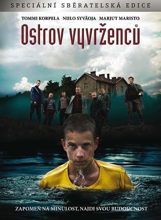 DVD Ostrov Vyvrženců (Digipack)