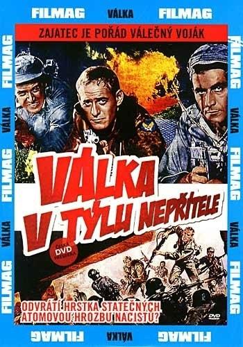 DVD Válka v týlu nepřítele