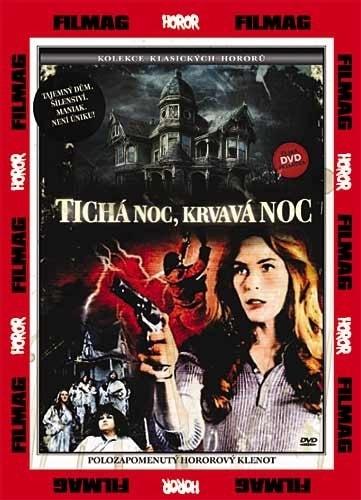 DVD Tichá noc, krvavá noc