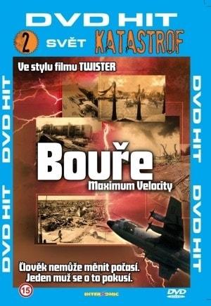 DVD Bouře
