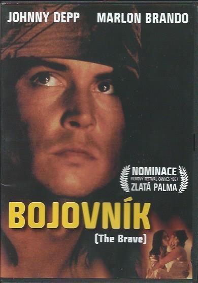 DVD Bojovník