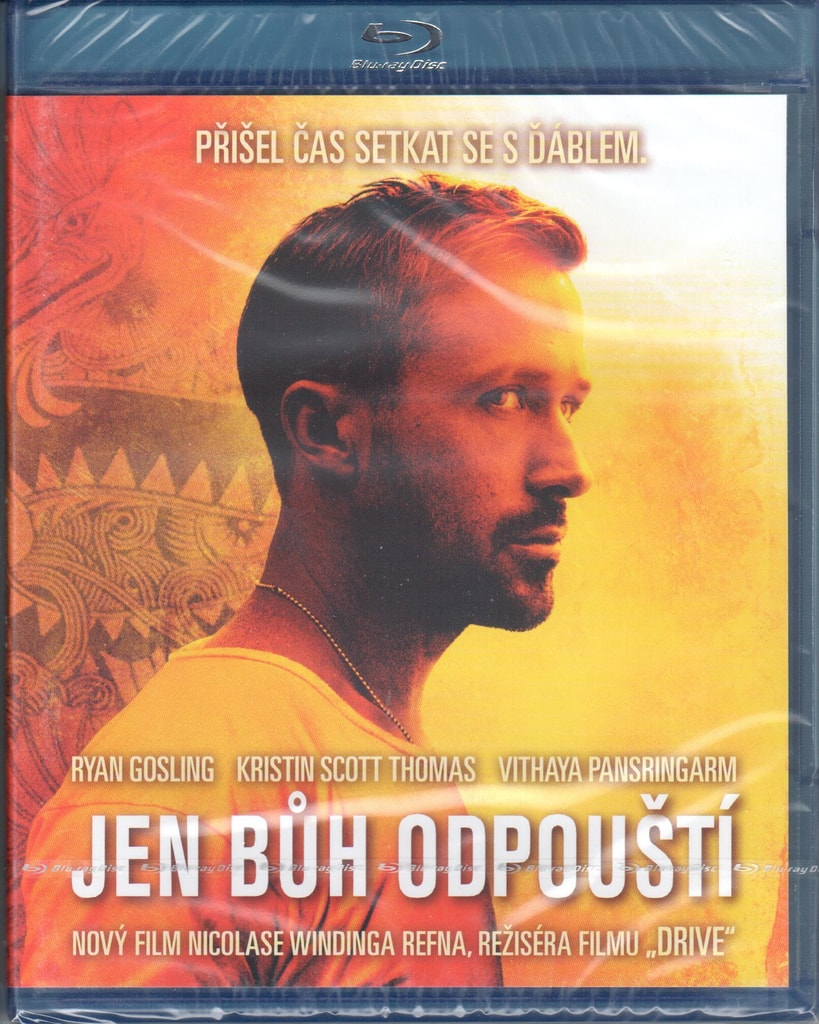 Blu-ray Jen Bůh odpouští