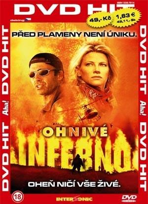 DVD Ohnivé inferno
