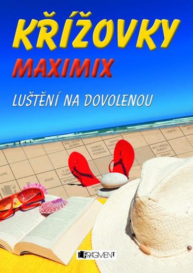 Křížovky MAXIMIX - Luštění na dovolenou