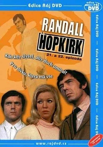 DVD Randall a Hopkirk 21+22