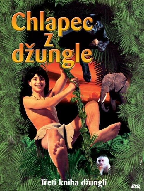 DVD Chlapec z džungle