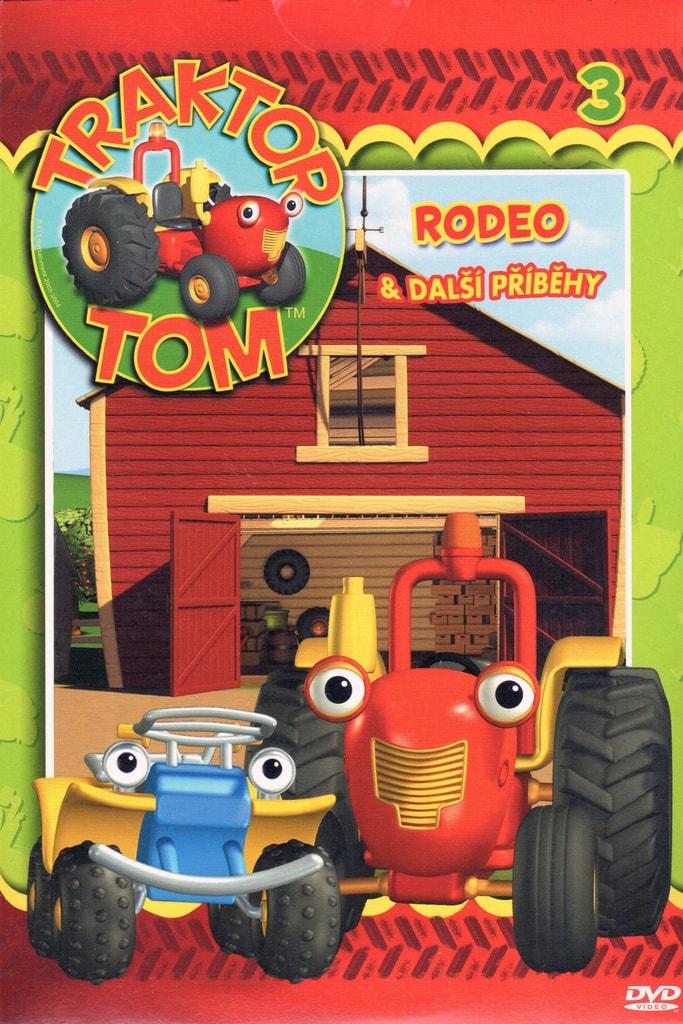 DVD Traktor Tom 3 - Rodeo & další příběhy