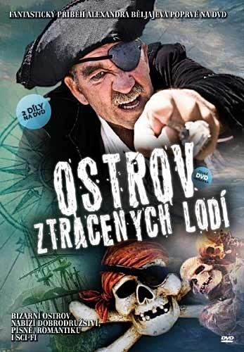 DVD Ostrov ztracených lodí