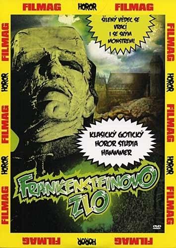 DVD Frankensteinovo zlo