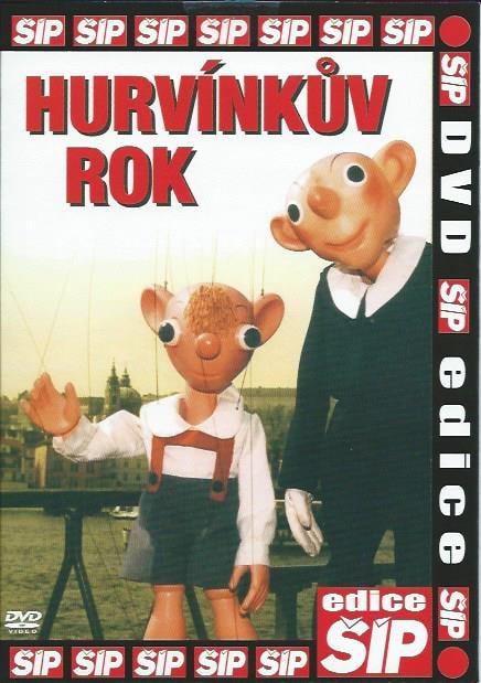 DVD Hurvínkův rok