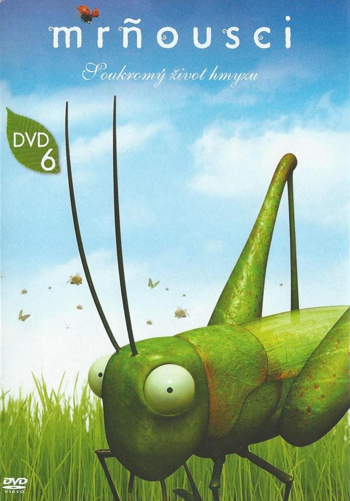 DVD Mrňousci 6