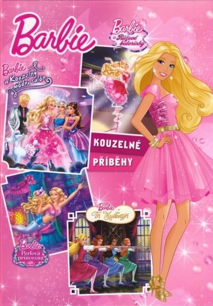 Barbie - Kouzeln� p��b�hy